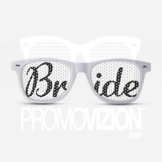 Bride Script Sunglasses Promovision Bride Glasses