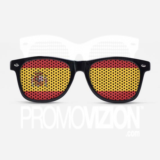 Spain Flag Sunglasses