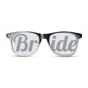Bride Silver Metal Sunglasses