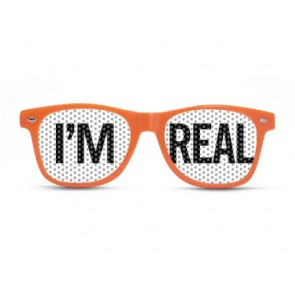 I'm Real Sunglasses