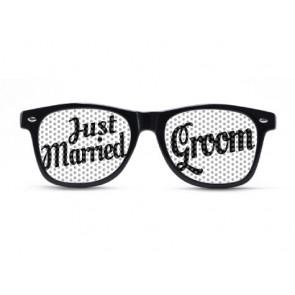 Just Married Groom