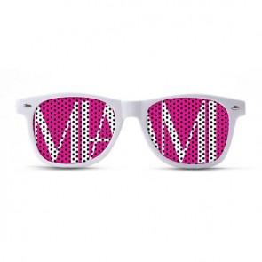 Miami Printed Sunglasses