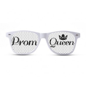Prom Queen White