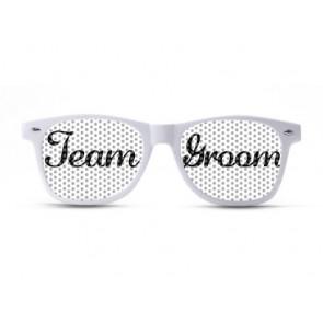 Team Groom Script Sunglasses