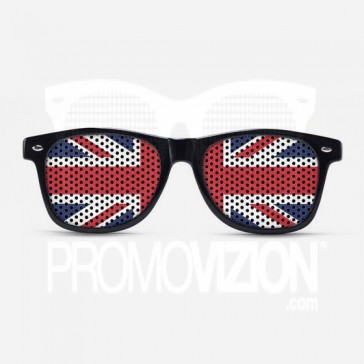 Great Britain Flag Sunglasses