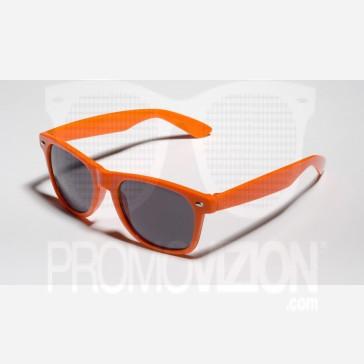 Orange Shaded Sunglasses