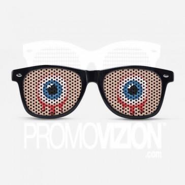 Bleeding Eyes Glasses