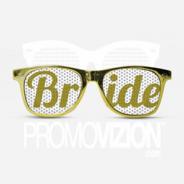 Bride Gold Metal