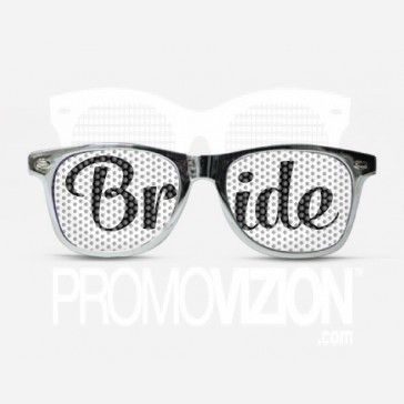 Bride Metallic Chic Silver