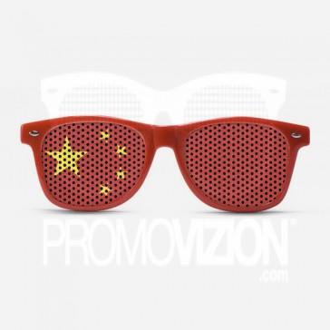 China Flag Sunglasses