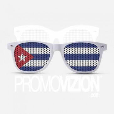 Cuba Flag Sunglasses