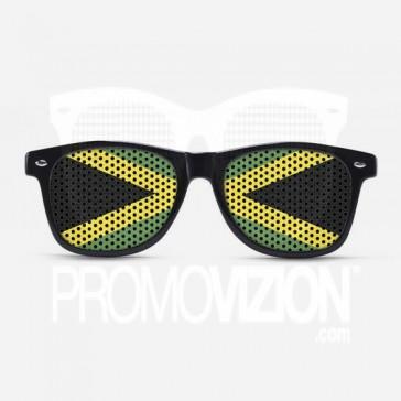 Jamaica Flag Sunglasses