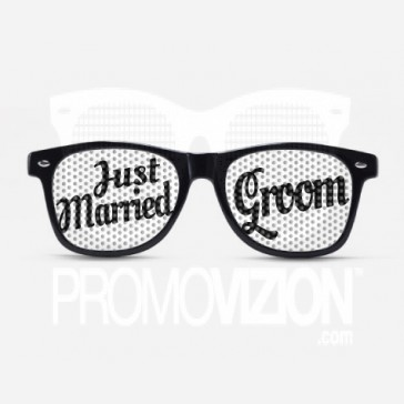 Just Married Groom