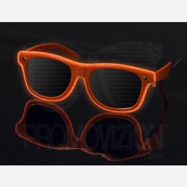 Orange on Orange - LightUp™ Sunglasses