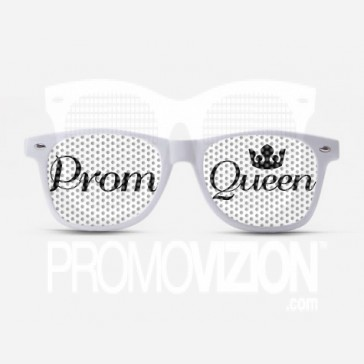 Prom Queen White