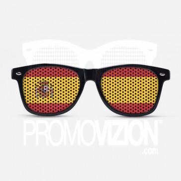 Spain Flag Sunglasses
