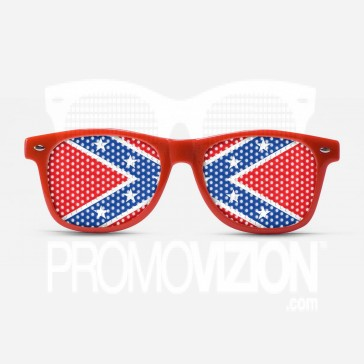 Rebel  Flag Sunglasses