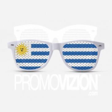 Uruguay Flag Sunglasses