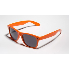 Orange Shaded Sunglasses