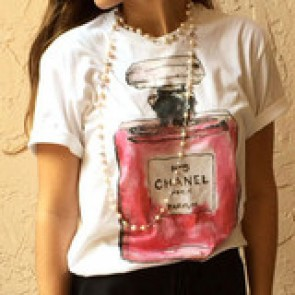 Chanel Chic Tee