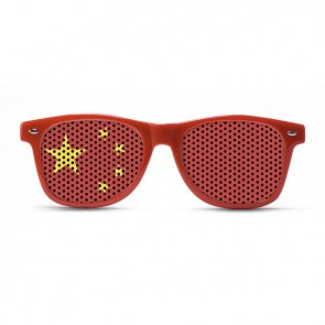 China Flag Sunglasses