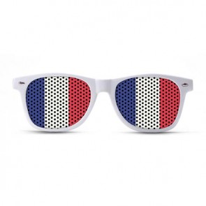 France Flag Sunglasses