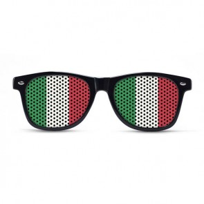Italy Flag Sunglasses