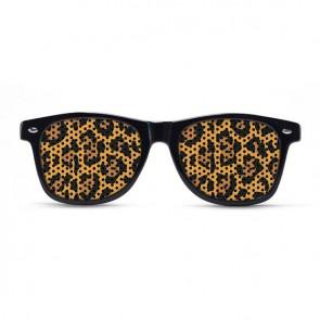 Leopard Print Sunglasses