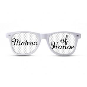 Matron of Honor Script