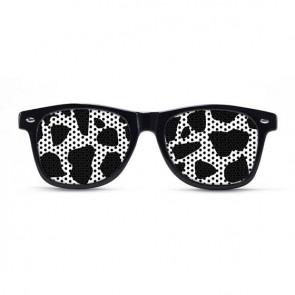 Moo Moo Print Sunglasses