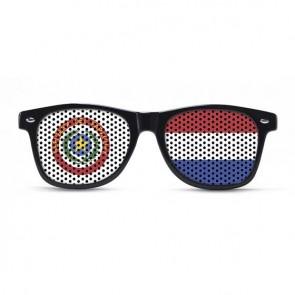 Paraguay Flag Sunglasses