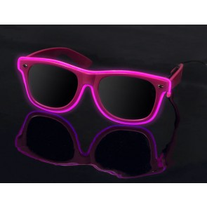 Pink on Pink - LightUp™ Sunglasses
