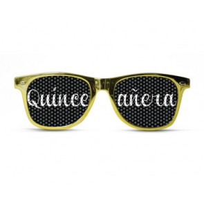 Quinceanera sunglasses