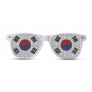 South Korea Flag Sunglasses