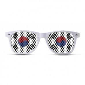 South Korea Flag Sunglasses